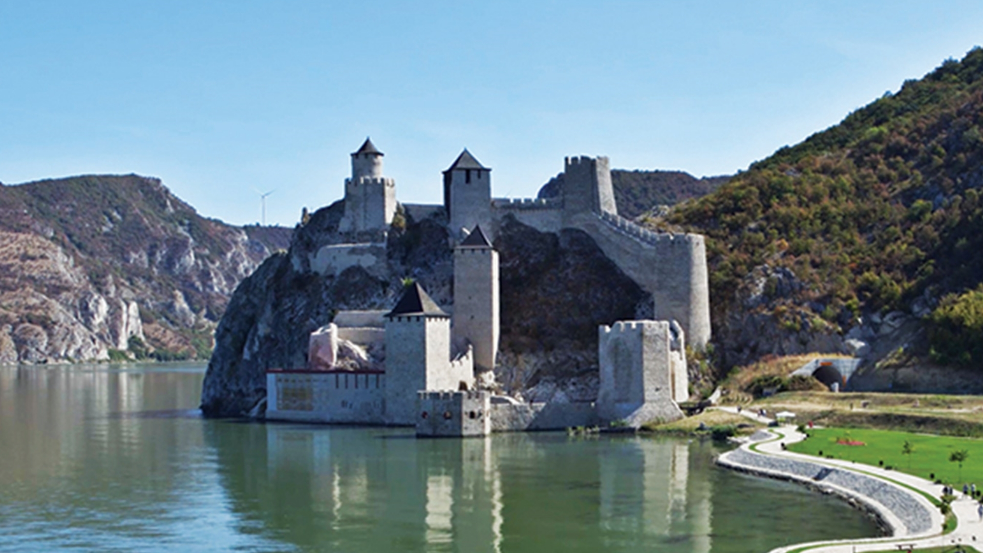 Golubac Fortress - Ancient Guardian of Iron Gate - Blog