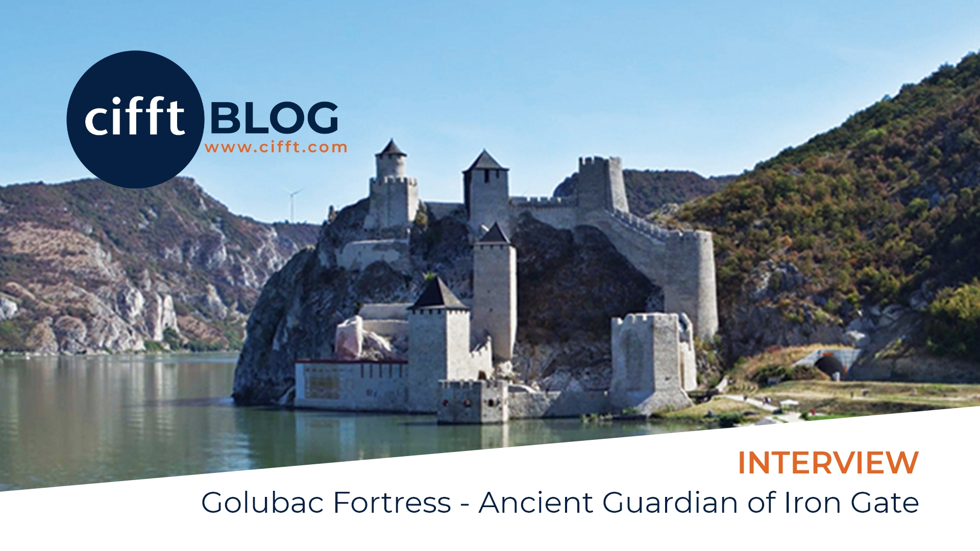 Golubac Fortress - Ancient Guardian of Iron Gate