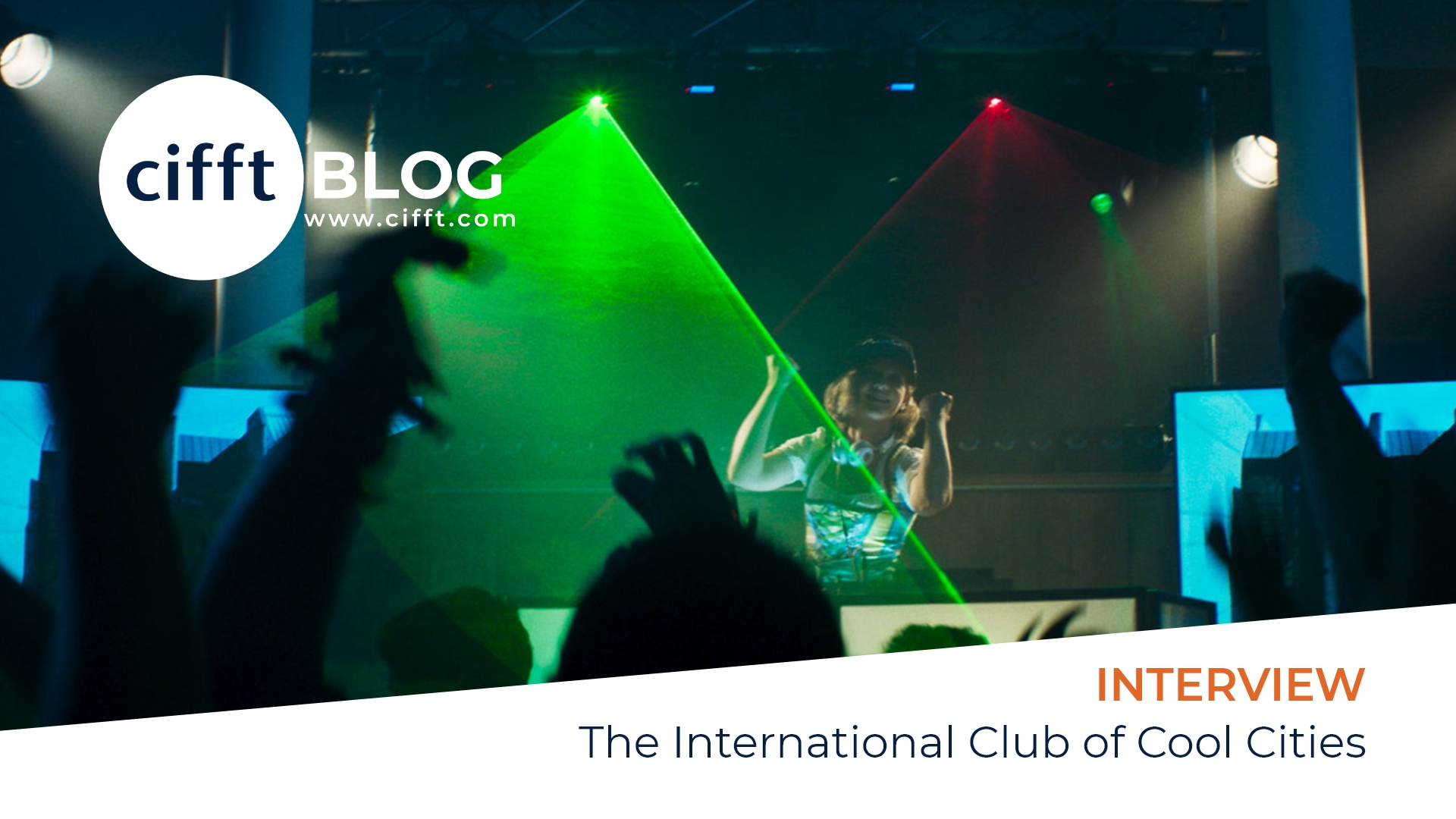 The International Club of Cool Cities