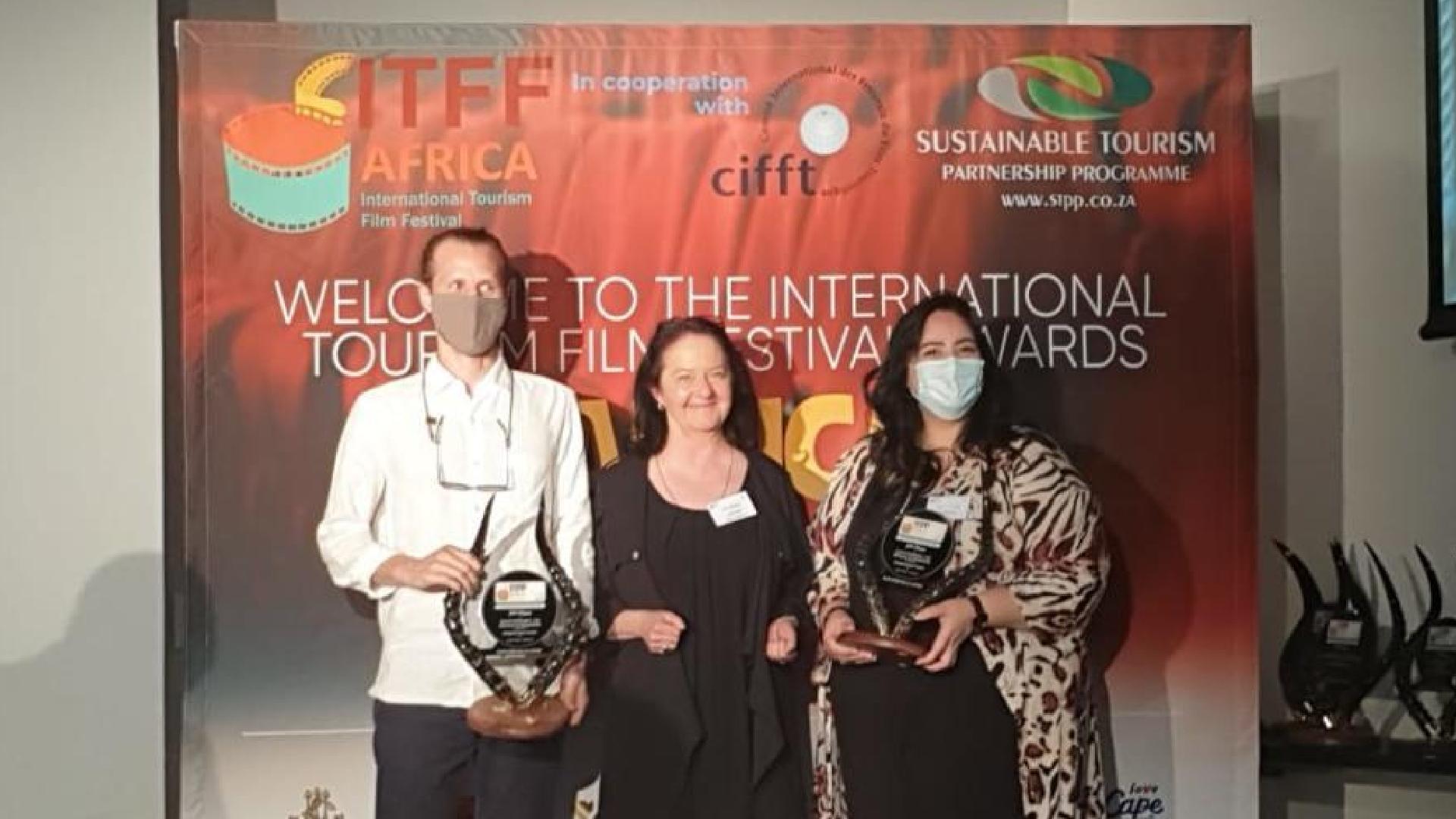 ITFFA Award ceremony